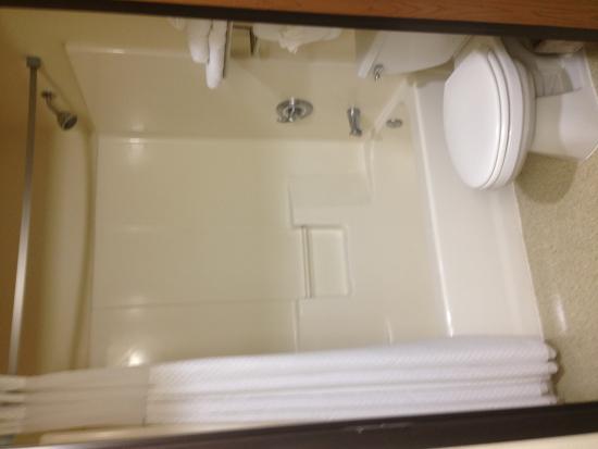 Grangeville, ID: Shower