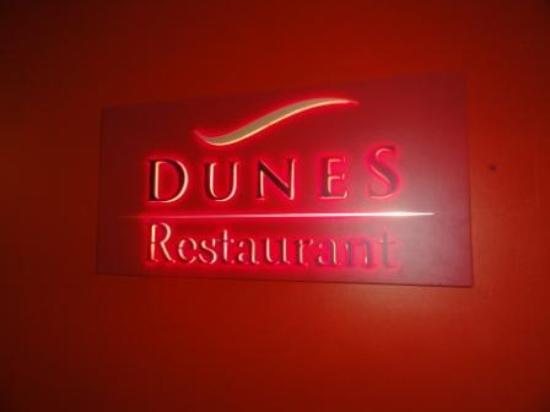 Dunes Continental Restaurant: Dunes