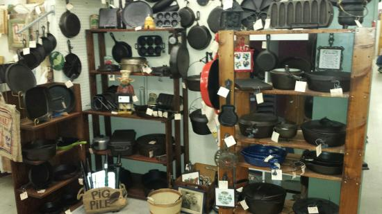 Opelika, AL: antique cast iron collectors dream