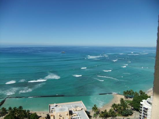 Pacific Beach Hotel Ocean Front Room