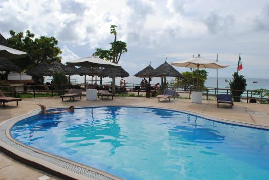 Piscina Hotel Picture Of Sunset Beach Resort Zanzibar