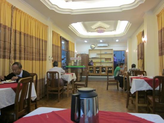 Jewel Hotel : 食堂