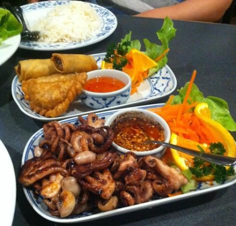 Picture of siam thai restaurant mooloolaba for At siam thai cuisine
