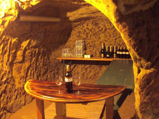 Absdorf, Autriche : Weinkeller Flair