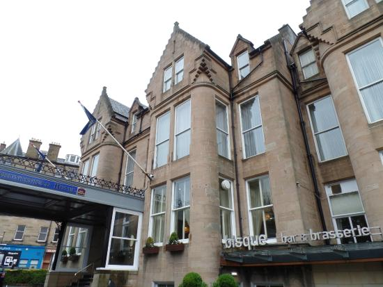 In Room Picture Of Best Western Plus Edinburgh City Centre Bruntsfield Hotel Edinburgh