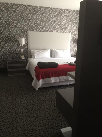 Holiday Inn Express & Suites Queretaro: Excellent place to rest for one or two days.