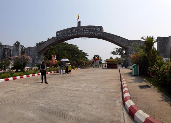 Naypyidaw Zoological Garden