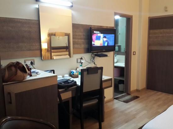 โรงแรมเดอะ ซันคอร์ท ยาทรี: Room