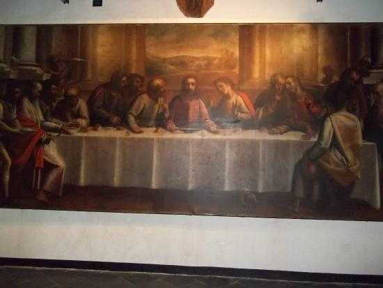 Museo Diocesano Chiostro dei Canonici di San Lorenzo : ultima cena