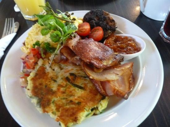 Powerhouse Cafe: High country breakfast