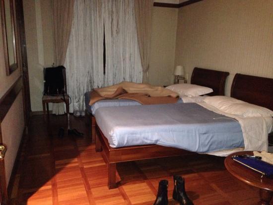 Hotel Miramonti: Stanza