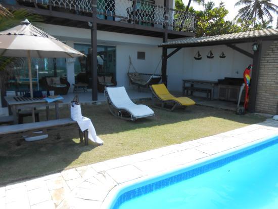 Pousada Maracabana : area piscina
