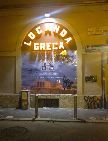 Locanda Greca : Sul naviglio