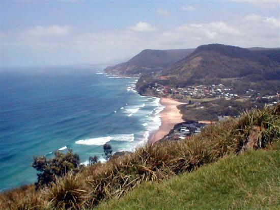 Bald Hill Lookout & Hang Gliding Spot: Great view!