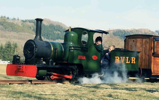 Rhiw Valley Light Railway