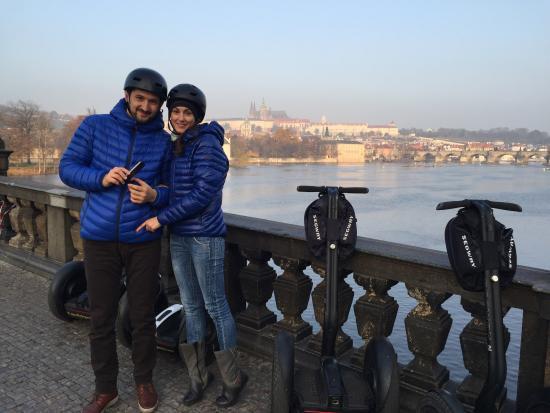 Prague On Segway: Автор фото: Габриэла