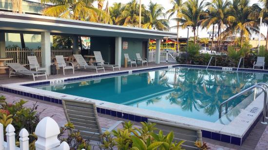 Americas Best Value Inn: Geweldig zwembad