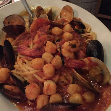 Casa di Pepe: Seafood pasta