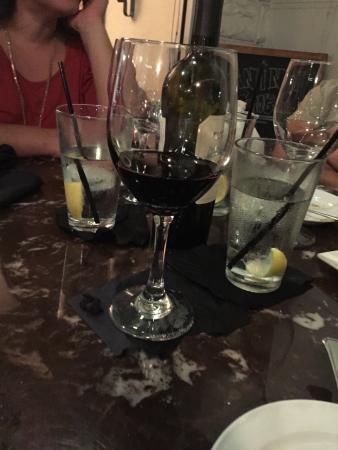 Casa di Pepe: Wine
