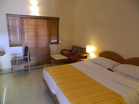 Casa De Goa Boutique Resort: Room