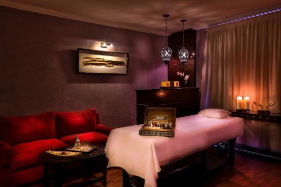Le Dawliz Hotel & Spa : VIP massage room