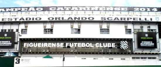 Estádio Orlando Scarpelli