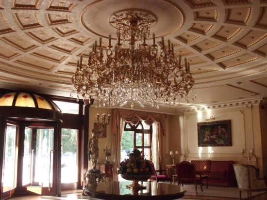 Grand Hotel Vanvitelli: ingresso