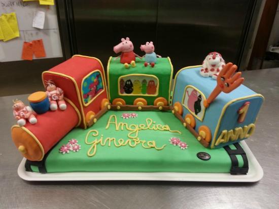 Il cake design - Foto di Le Mille Voglie, Specchia ...