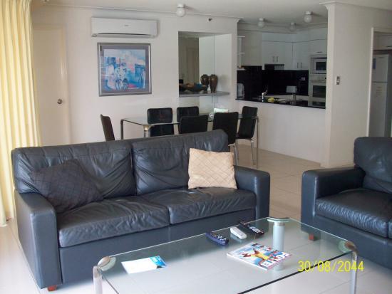 Mantra Sierra Grand: Inside of apartment
