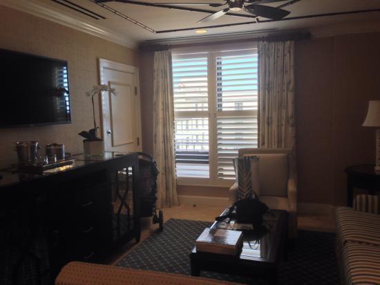 The Breakers: One bedroom suite
