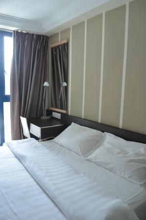 Harbour Ville Hotel: standard room