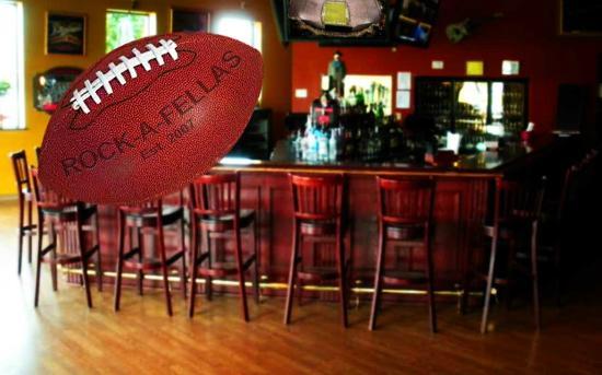 Rock-A-Fella's Sports Grille: Rock-A-Fellas Sports Grille & Restaurant - Sarver, PA