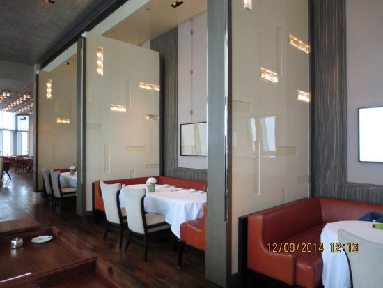 Park hyatt dining room