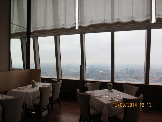 Dining room park hyatt picture of dining room at park hyatt dining room at park hyatt shanghai dining room w city view sxxofo