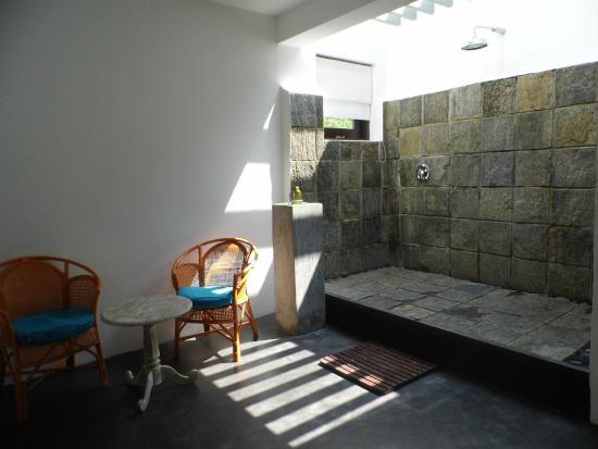 Buckingham Place : Onze badkamer