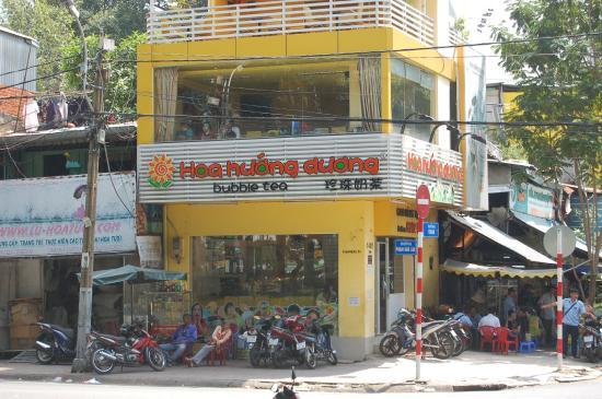 Hoa Huong Duong