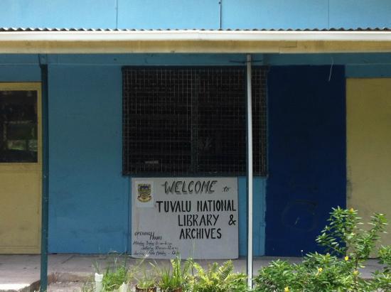 Фунафути, Тувалу: Entrance