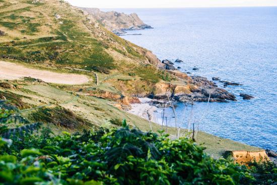 High Nature Centre: Local beach