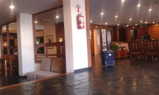 Soft Bariloche Hotel: Lobby