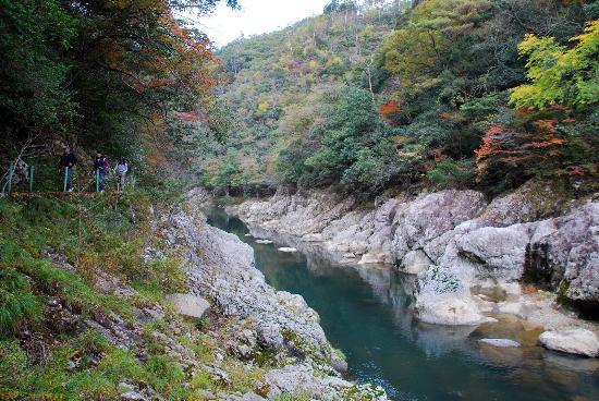 Chomonkyo Gorge