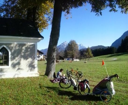 Mountain Edge Bike Rent: On the road with the Kids!