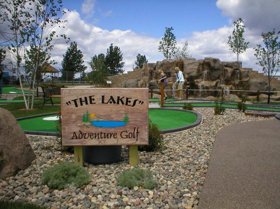 "Sauk Rapids, MN : ""The Lakes"" Adventure Golg"