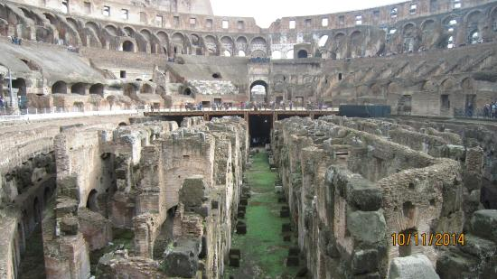 the impact of the colosseum Roman entertainment  the colosseum was home to various gladiatorial battles, fights between men and wild animals, executions of christians by lions,.