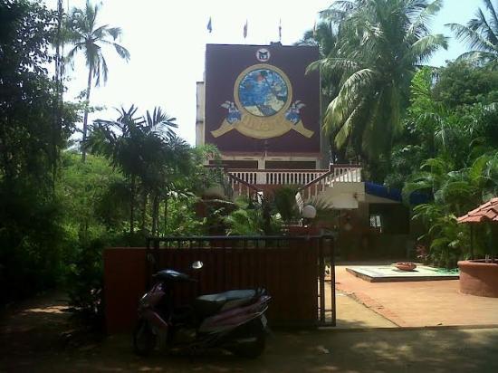 Viva Calangute: Entrance