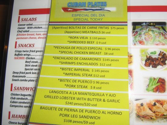 El Casino - La Casa Del Mojito: 15 Nov. 2014: A fine place and fine people 5...