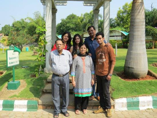 Ruchi the Prince: Visited this place with my family