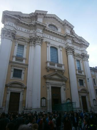 Basilica dei SS. Ambrogio e Carlo: Базилика