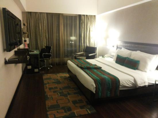 Beaumonde The Fern, An Ecotel Hotel: Winter Green Room