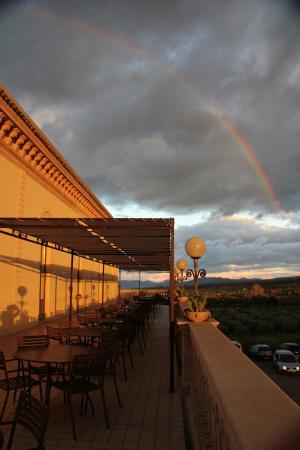 Hotel Feudo Vagliasindi : Arcobaleno