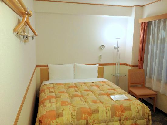 Hotel Sunroute Tokuyama : Room view- 1